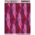 Soho wallpaper 56056-3