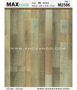 Sàn gỗ MaxLock M2586