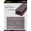 ATWood Decking AT138x24-Coffee