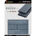 ATWood Decking AT138x24-Darkgrey