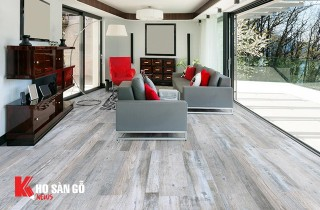 Overview of LVT plastic flooring - Luxury Vinyl Tiles