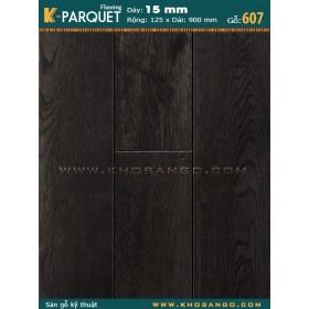 Sàn gỗ sồi Engineered 15x125x900 (607)