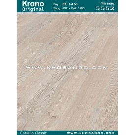 Sàn gỗ Krono Original 5552