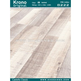 Krono Original Flooring 8222