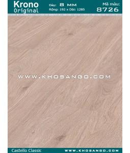 Sàn gỗ Krono Original 8726