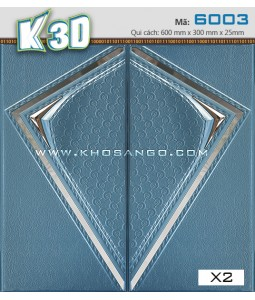 3D wall tiles K3D 6003