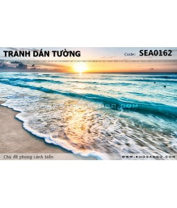 Beach landscape painting SEA162