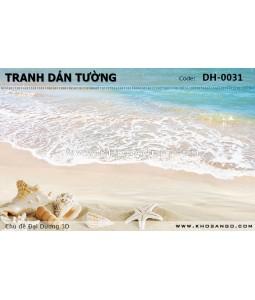 Ocean 3D wall paintings DH-0031