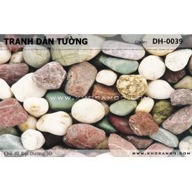 Tranh dán tường Đại Dương 3D DH-0039