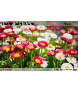 Flower wallpaper FL033