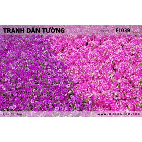 Tranh dán tường Hoa FL039