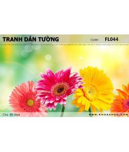 Flower wallpaper FL044