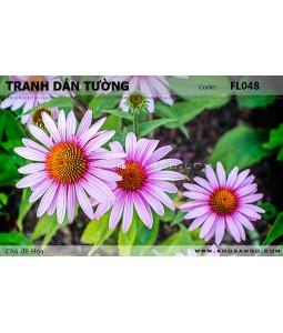 Flower wallpaper FL048