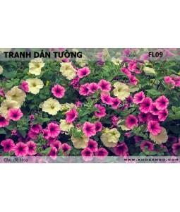 Flower wallpaper FL09