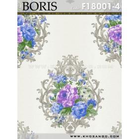 Giấy dán tường Boris F18001-4