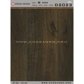 Sàn gỗ Thụy Sỹ D2023