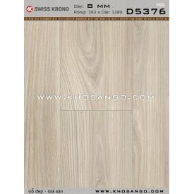 Sàn gỗ Thụy Sỹ D5376