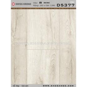 Sàn gỗ Thụy Sỹ D5377