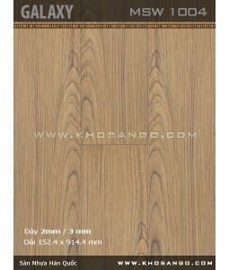 Galaxy LVT MSW1004