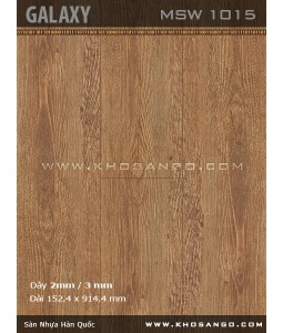 Galaxy LVT MSW1015