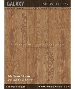Vinyl Flooring Wood MSW1015
