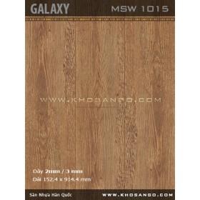Sàn nhựa Galaxy MSW1015