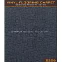 Vinyl Flooring Carpet  2206