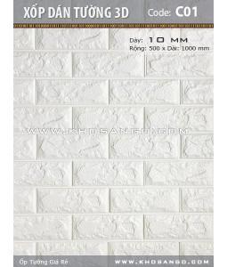 3D wall tiles 3D C01