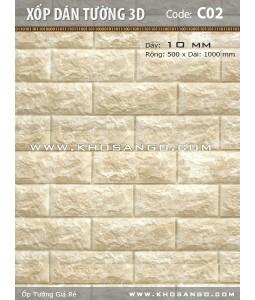3D wall tiles 3D C02
