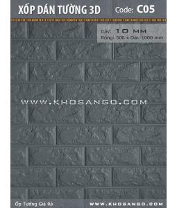 3D wall tiles 3D C05