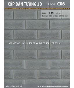 3D wall tiles 3D C06