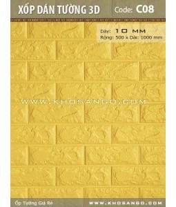 3D wall tiles 3D C08