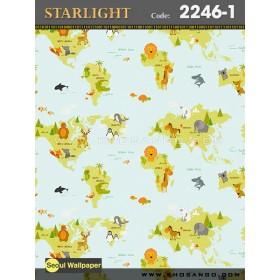 Giấy dán tường Starlight 2246-1