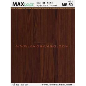 Sàn gỗ MaxLock MS50