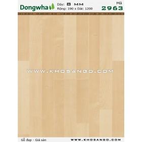 DONGWHA Flooring 2963