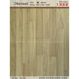 Sàn gỗ Hansol-1322