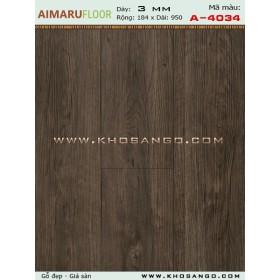 Sàn nhựa AIMARU A-4034