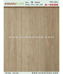 Sàn nhựa AIMARU A-4035