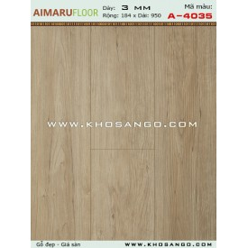 AIMARU Vinyl Flooring A-4035