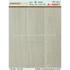 Sàn nhựa AIMARU A-4037