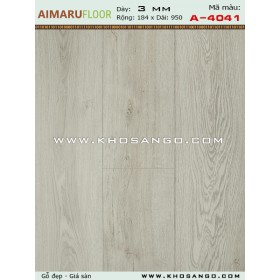 Sàn nhựa AIMARU A-4041