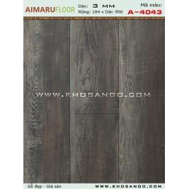 Sàn nhựa AIMARU A-4043
