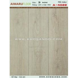 Sàn nhựa AIMARU A-4022