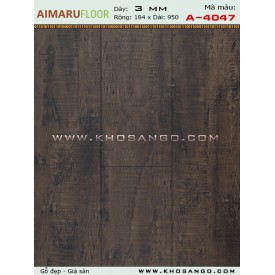 Sàn nhựa AIMARU A-4047