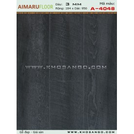 Sàn nhựa AIMARU A-4048