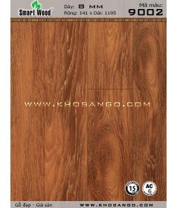 Sàn nhựa hèm khóa Smartwood 9002