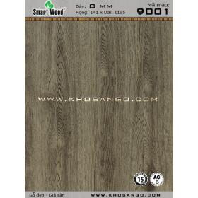 Sàn nhựa hèm khóa Smartwood 9001