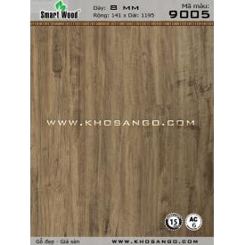 Sàn nhựa hèm khóa Smartwood 9005