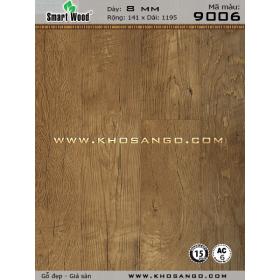Sàn nhựa hèm khóa Smartwood 9006