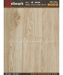 Wellmark Korea vinyl flooring 8003